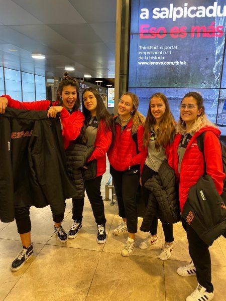 Convocatoria Selección Española U18