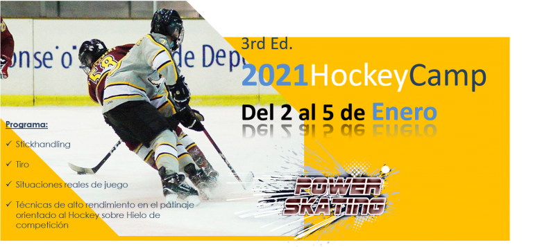 III Hockey Camp – Del 02 al 05 de Enero 2021